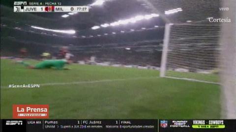 Juventus 1-0 Ac Milan (Serie A)