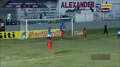 Honduras Progreso 0-3 UPN (Liga Salvavida)