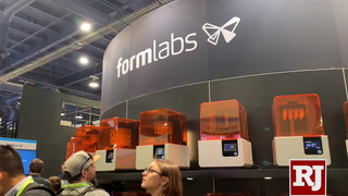 CES-Formlabs releases new products