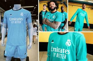 Los aficionados la odian: Real Madrid presenta su tercer uniforme de la temporada 2021/22 entre críticas