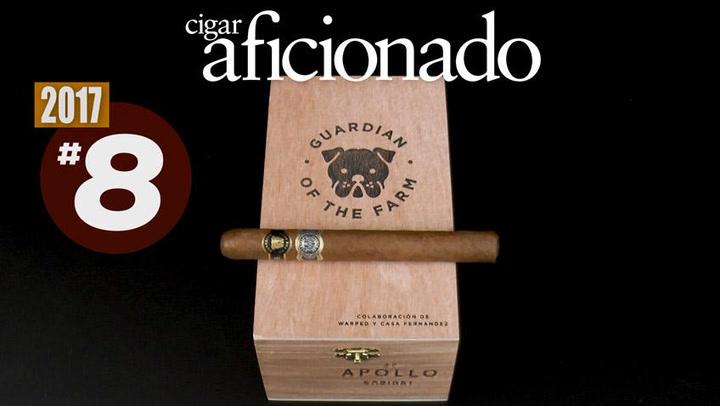 No. 8 Cigar of 2017