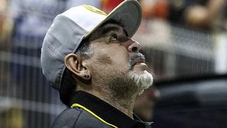 El alarmante video de Diego Maradona con Dorados de Sinaloa