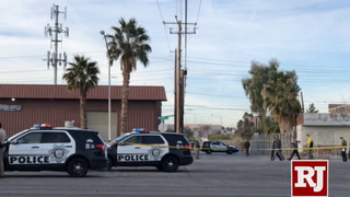 Las Vegas police piecing together details of fatal shooting