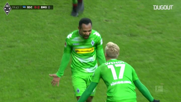 Que pancada! Relembre o golaço de Raffael pelo Borussia Monchengladbach