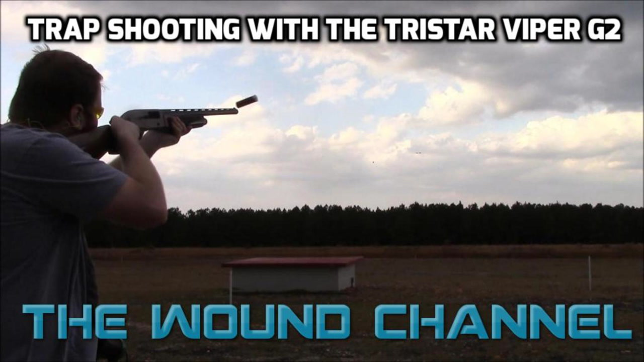 Trap Shooting With a TriStar Viper G2 Bronze