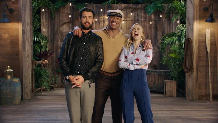 'Jungle Cruise' Featurette: Cast Camaraderie