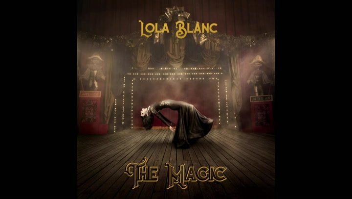 "Lola Blanc Cast a Pop Spell on ""The Magic"" EP"