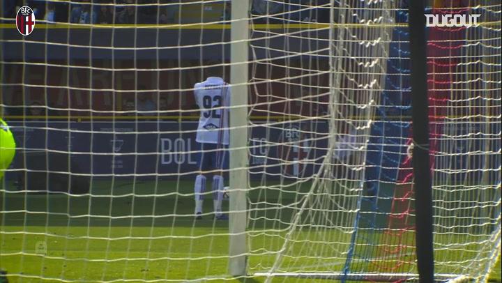 Bologna's best home goals vs Sampdoria
