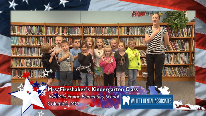 Two Mile Prairie - Mrs. Fireshaker - Kindergarten