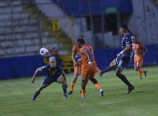 Los cuatro goles que se han dado en el Upnfm-Motagua