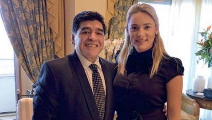 """Rocío Oliva, ex pareja de Maradona: """"El alcohol es el culpable, no yo"""""""