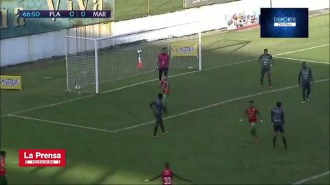 Platense 0 - 1 Marathón (Tornero Apertura 2020)