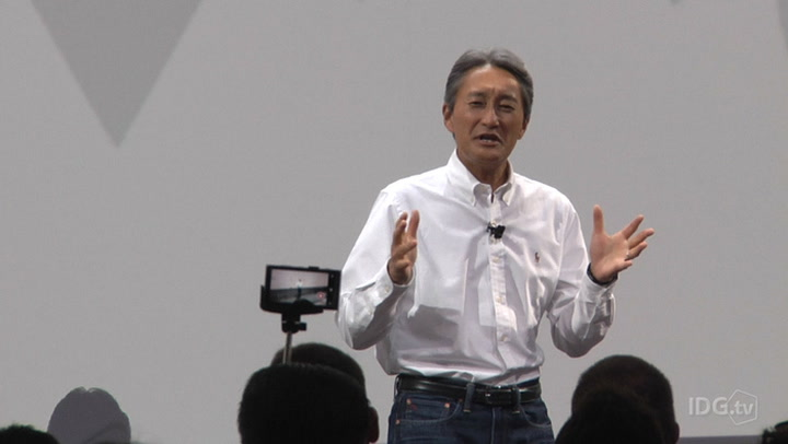 Stay tuned for new robot, says Sony CEO