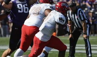 UNLV falls 30-14 at Northwestern