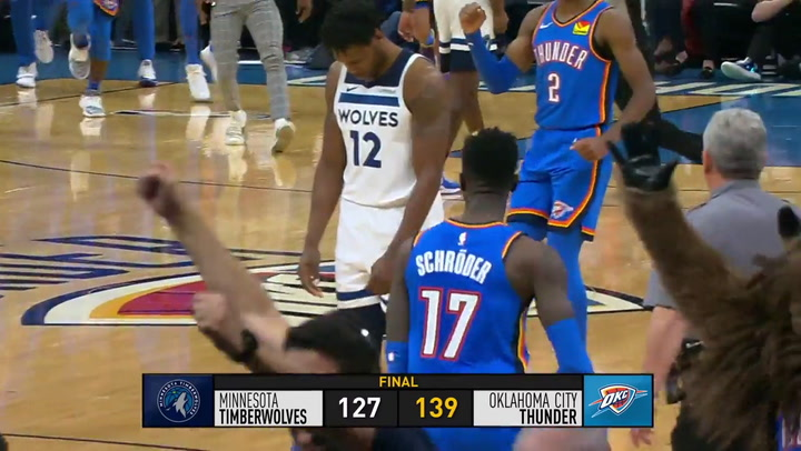 Resumen de la jornada de la NBA del 6 de diciembre de 2019