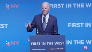 Democrat Candidates Speak At First In The West – Video