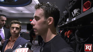 Reilly Smith On Loss Against Dallas Stars