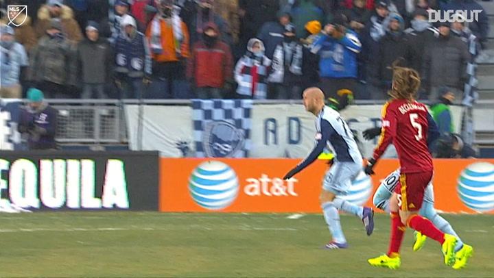 MLS Playoff Heroes: Aurelin Collin