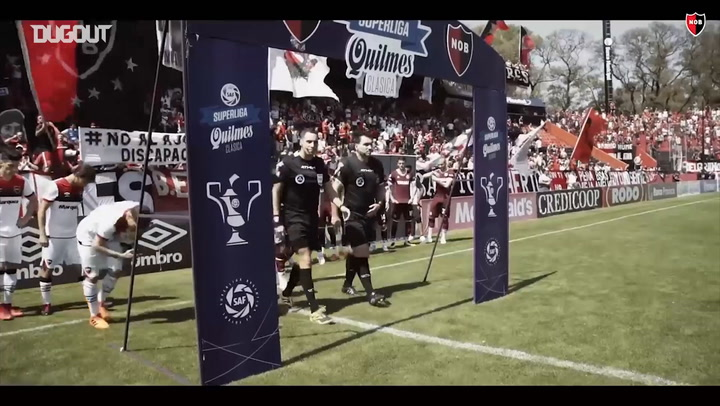 Behind The Scenes: Newell's 2 - Lanús 0