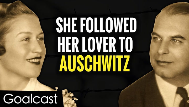 Impossible Love Story  She Voluntarily Joined Her Husband In Auschwitz   Anka Bergman