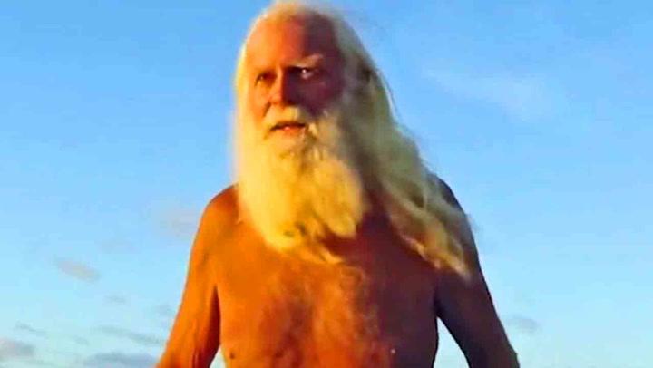 David (71) har levd alene på en øy i 20 år