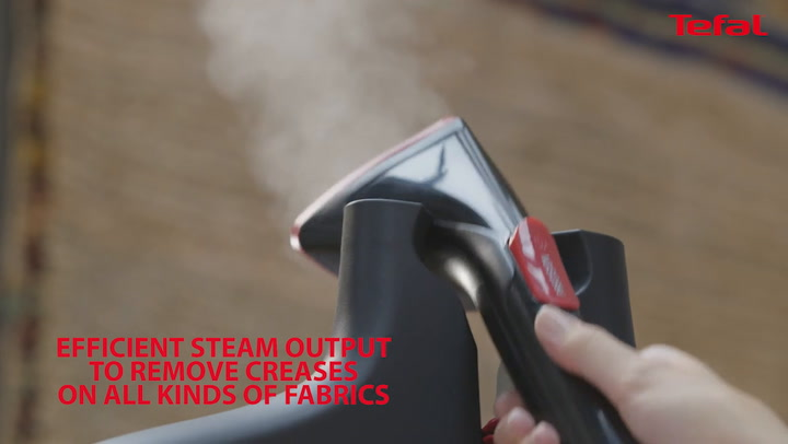 Preview image of Tefal Master Precision Garment Steamer video