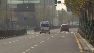 El número de infecciones por el nuevo virus en China supera al del SRAS