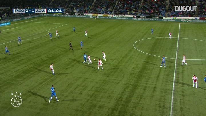 Frenkie de Jong's superb solo goal vs Zwolle