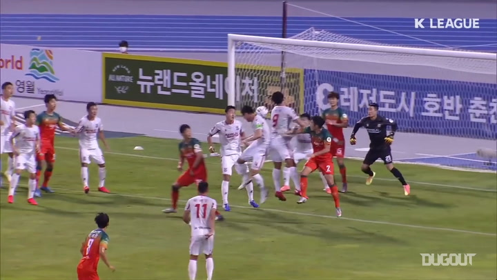 All Goals from K League Round 14