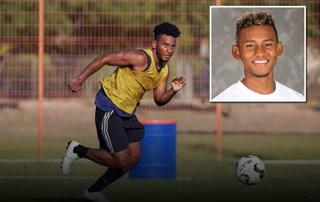 Juan Carlos Obregón, el 'Neymar' neoyorquino que quiere convencer a Coito en la Sub-23