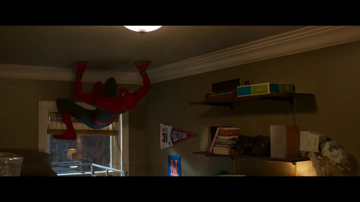 Clip ('You're the Spider-Man?')