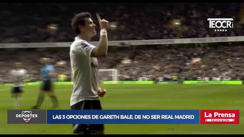 Las 3 opciones de Gareth Bale para seguir su carrera lejos del Real Madrid