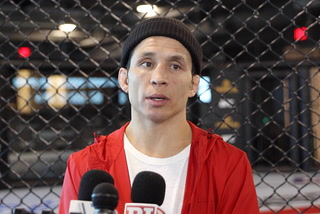 Benavidez on his new contract, future of the UFC flyweight division