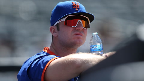 Did Pete Alonso foreshadow an MLB lockout in the near future?