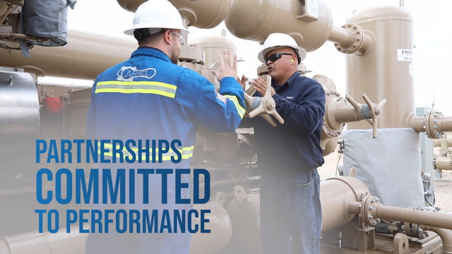 Partnerships Committed To Performance