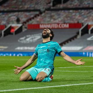 Liverpool derrota al Manchester United en Old Trafford y sueña con clasificar a la Champions