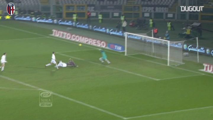 Marco Di Vaio inspires Bologna to win over Juventus