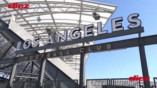 ¡Espectacular! El moderno Banc of California Stadium, sede del Honduras-El Salvador
