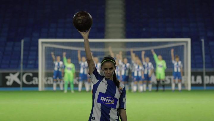 La espectacular promoción del Espanyol-Atlético femenino