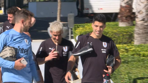 Uruguay avisa que viene por la Copa América