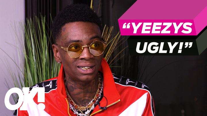 d04759844 Rapper Soulja Boy Slams  Disrespectful  Kanye West In Rant Video