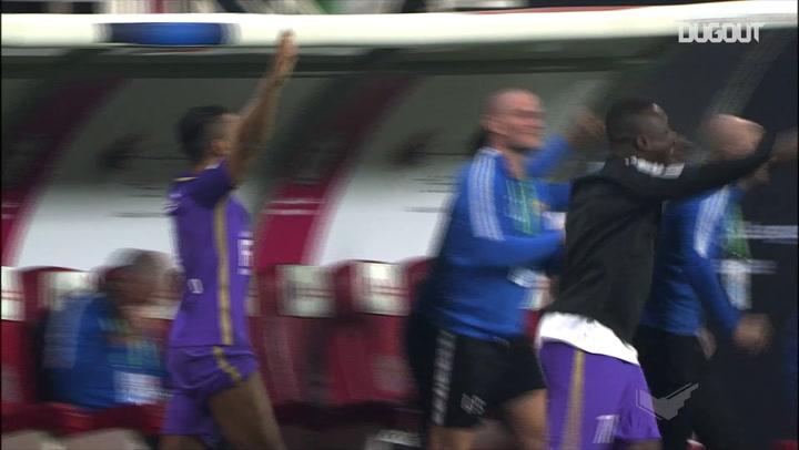 Omar Abdul Rahman free-kick secures 3-2 victory over Al Ain