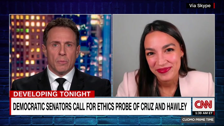 Ocasio-Cortez: I Skipped Inauguration Because I 'Still Don't Yet Feel Safe Around Other Members of Congress'