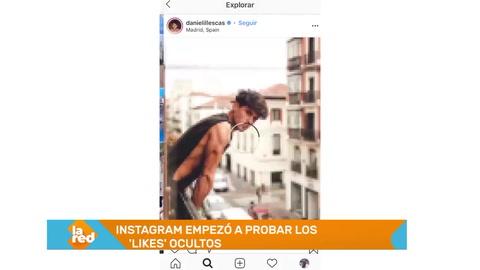Instagram empezó a probar los 'likes' ocultos