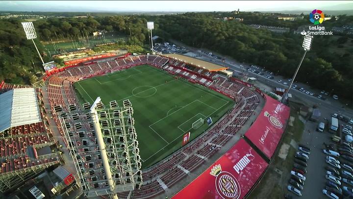 LaLiga SmartBank: resumen y goles del Girona 0-2 Rayo