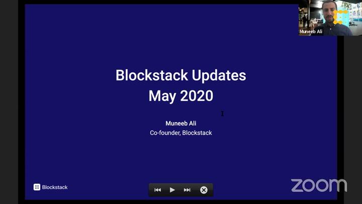 Foundations: Blockstack