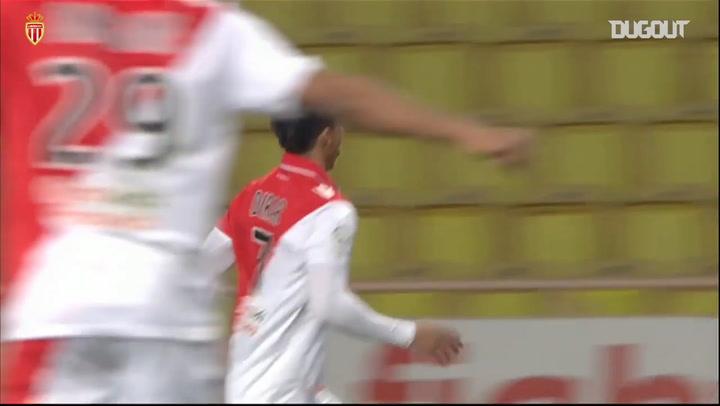 Nabil Dirar's superb finish vs Lens