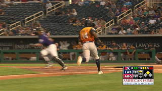 Aviators edge Isotopes in Albuquerque