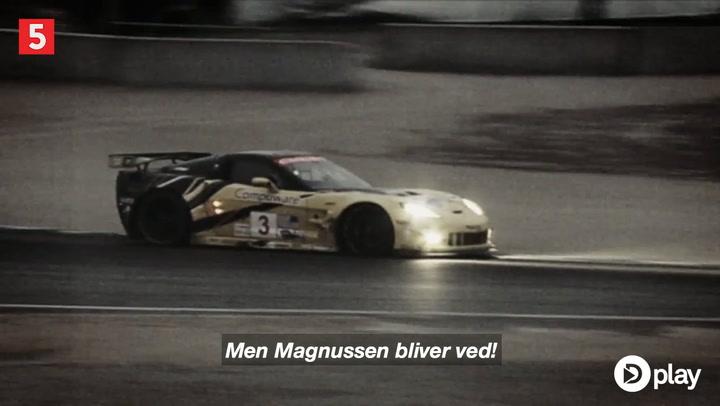 """Jan Magnussen i voldsomt uheld: """"Det er sejren ellers er der bare intet tilbage"""""""
