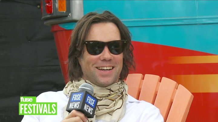 Festivals: ACL: Rufus Wainwright Chats Recent Wedding & Working With Mark Ronson